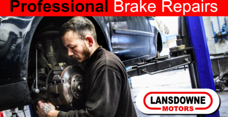 Lansdowne Motors Brake Repair