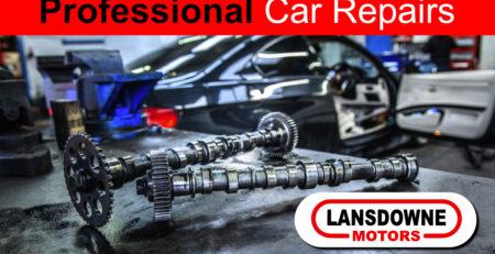 Lansdowne Motors Car Repairs